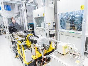 Ammonia as Carbon-Free Fuel: Wärtsilä Conducts First Combustion Trials