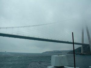 NATO frigates enter Black Sea