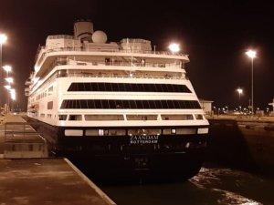 Holland America's 2 Ships Pass Panama Canal after 4 Deaths on board Zaandam