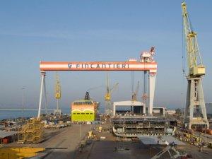 Cruise Shipbuilding Boosts Fincantieri's Revenues