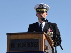 U.S. Navy Probe to Decide Future of Fired Commander