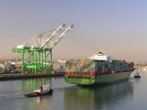 Coronavirus slashes volumes at LA, Long Beach ports