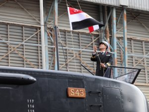 TKMS: Egyptian Navy takes delivery of third Type 209 submarine