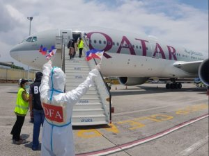 Philippines repatriates over 13,000 distressed seafarers
