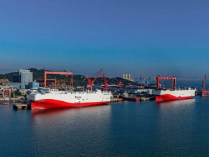 VW to start using Siem's LNG-powered car carrier duo