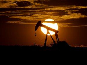 Oil prices plunge below zero, sending stocks lower