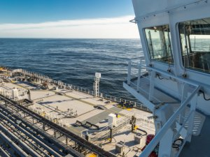 Floating Oil Storage Grows Off California Coast