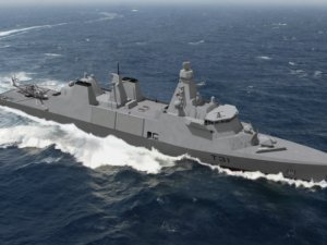 New contracts awarded for Royal Navy's Type 31 frigates