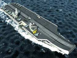 UK's two aircraft carriers