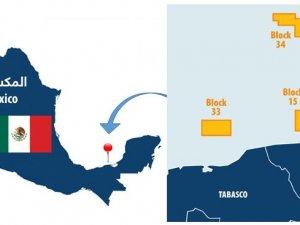 Qatar Petroleum farms into Total's blocks in Mexico