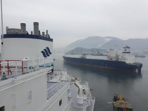 GasLog to take delivery of Jera-chartered LNG carrier