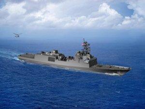 Bigger Navy Frigates Risk Oversized $1.4 Billion Cost Per Ship