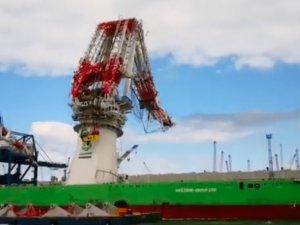 Liebherr Addresses Crane Collapse in Rostock