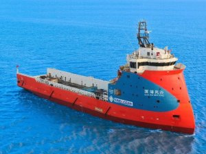 Ulstein delivers two platform suppliers to COSL
