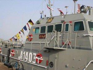 Iranian vessel hit by friendly fire; 19 dead