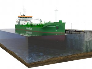 Thun Tankers orders 2nd 'Not Always Afloat But Safely Aground' ship