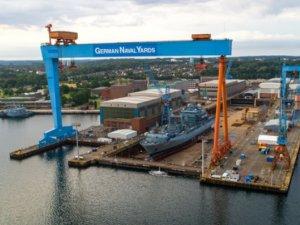 Germany: Lürssen, German Naval Yards unveil merger plan