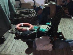 Nigerian Navy Thwarts Hijacking of Chinese Fishing Vessel