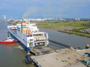 UK's new unaccompanied roro terminal at Tilbury2 passes ship trial