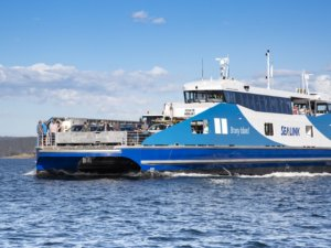 Schottel propels Tasmanian all-aluminium ferry