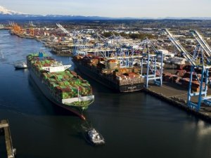 NW Seaport Alliance Reports Steep Volume Declines Due to COVID-19