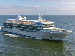 Da Hoop Conducts Remote Sea Trials for Silversea Newbuild
