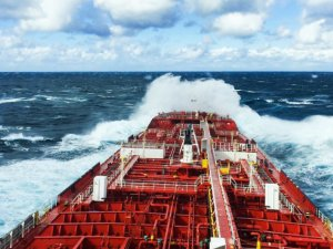 Chemical tanker quarantined in Brazil for over a month