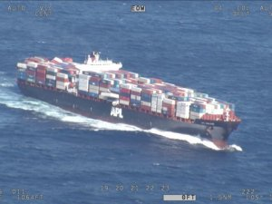 Australia lays charges against APL England's master over container spill