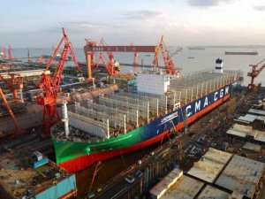 CMA CGM Aims to Be Carbon Neutral by 2050