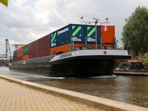 ZES partners develop emission-free barge concept