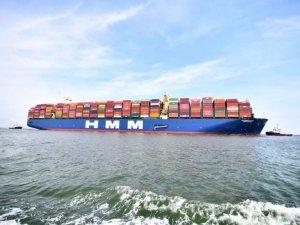 World's Largest Megaship Arrives in Europe