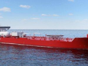 Wärtsilä LNG tech ordered for KNOT newbuilds