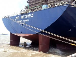 Hudong-Zhonghua finalising works on 4th Yamal LNG carrier