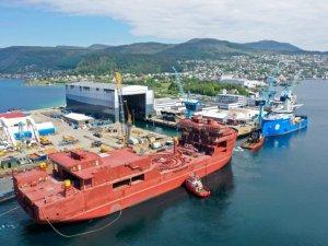 Nexans Aurora arrives in Norway