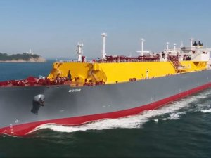 New TMS Cardiff Gas LNG carrier delivered to Total