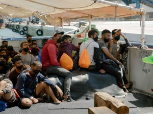 28 Migrants Test Positive Aboard Quarantine Ship Off Sicily
