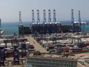 Saudi Government, DP World Launch First UAE-Saudi-Egypt Service