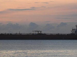 Exiting the mother of oil surpluses and floating storage