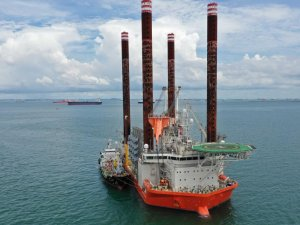 Brave Tern gearing up for largest wind turbines
