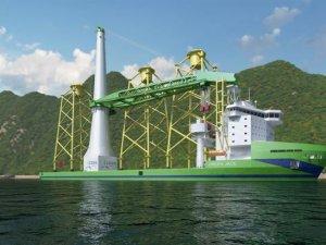 Wärtsilä gets big order for Green Jade offshore wind installation vessel