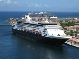 Carnival Announces Sale of Four Holland America Cruise Ships