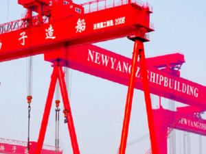Chinese shipbuilding volume dropped 10.6% in H1 2020