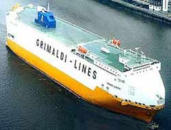 Grimaldi Lines expands its fleet