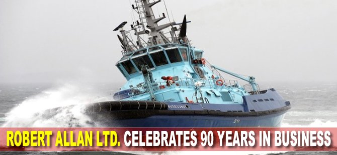 Robert Allan Ltd. Celebrates 90 Years in Business