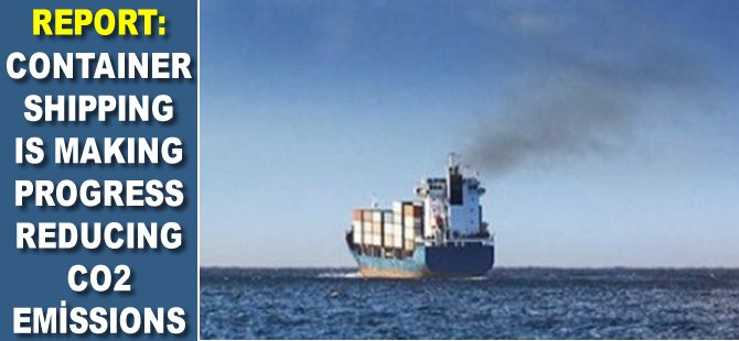 Report: Container Shipping is Making Progress Reducing CO2 Emissions