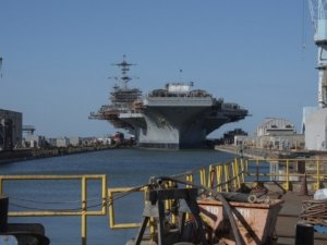 COVID-19 Cases On the Rise at NNS and Ingalls Shipbuilding