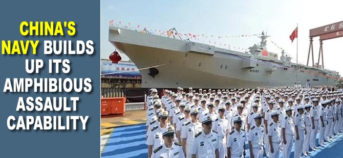 China's Navy Builds Up its Amphibious Assault Capability
