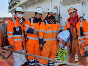 "Mission to Seafarers Reports ""Seafarer Welfare Crisis"" Due to COVID-19"