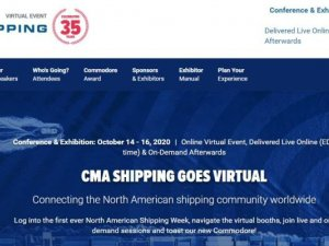 CMA shipping event for 2020 goes online in light of Covid-19