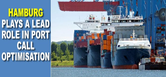 Hamburg plays a lead role in Port Call Optimisation
